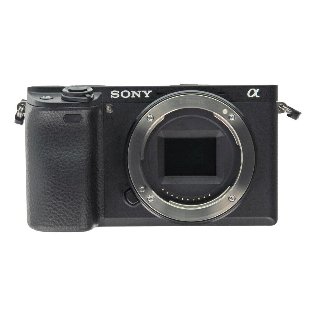 Sony Alpha 6300 / ILCE-6300 Schwarz - neu