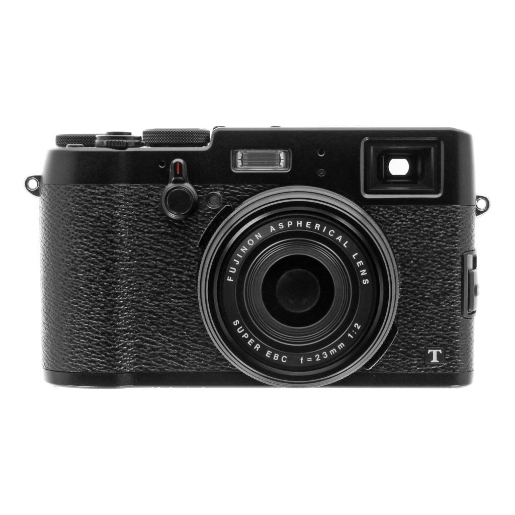 Fujifilm X100T Schwarz - neu
