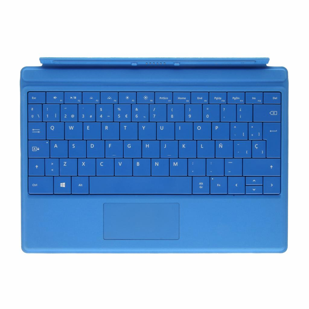 Microsoft Surface Type Cover 3 (A1654) hellblau - QWERTY - neu