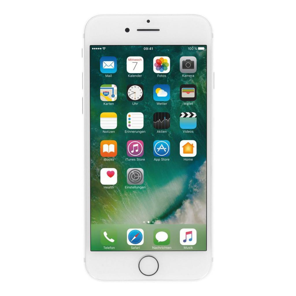 Apple iPhone 7 32 GB Silber - sehr gut