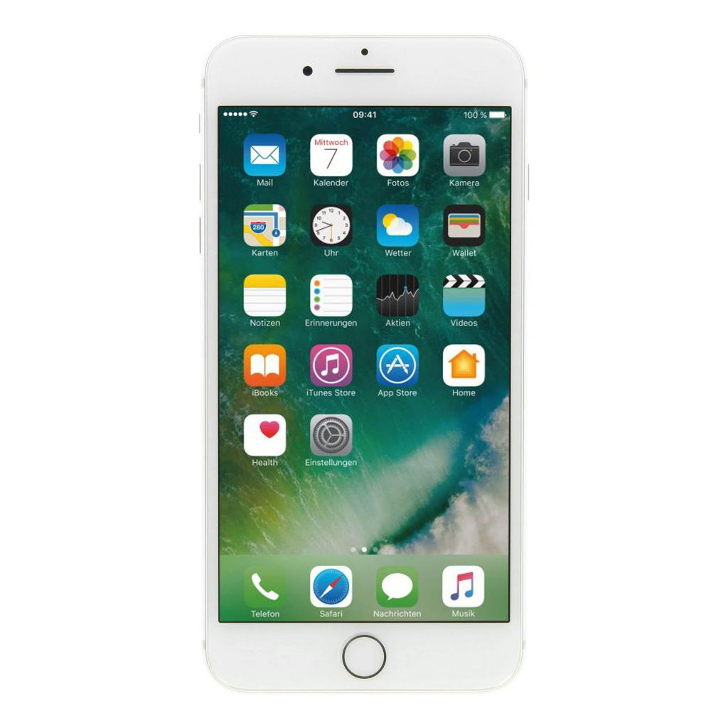 Apple iPhone 7 Plus 128 GB Silber - sehr gut