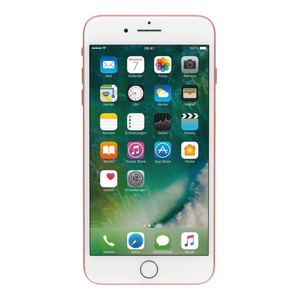 Apple iPhone 7 Plus 128 GB Rot - sehr gut