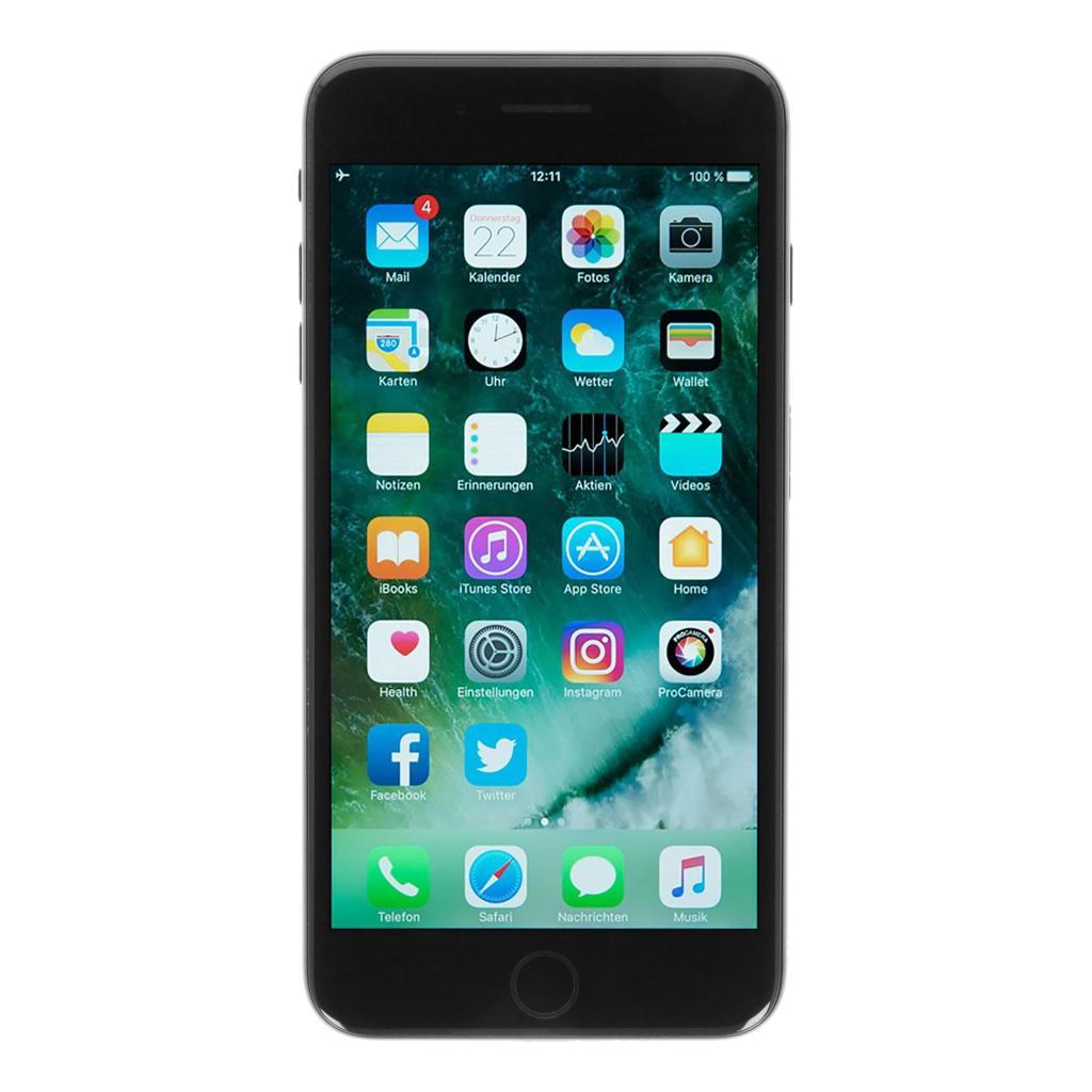 Apple iPhone 7 Plus 256 GB Diamantschwarz