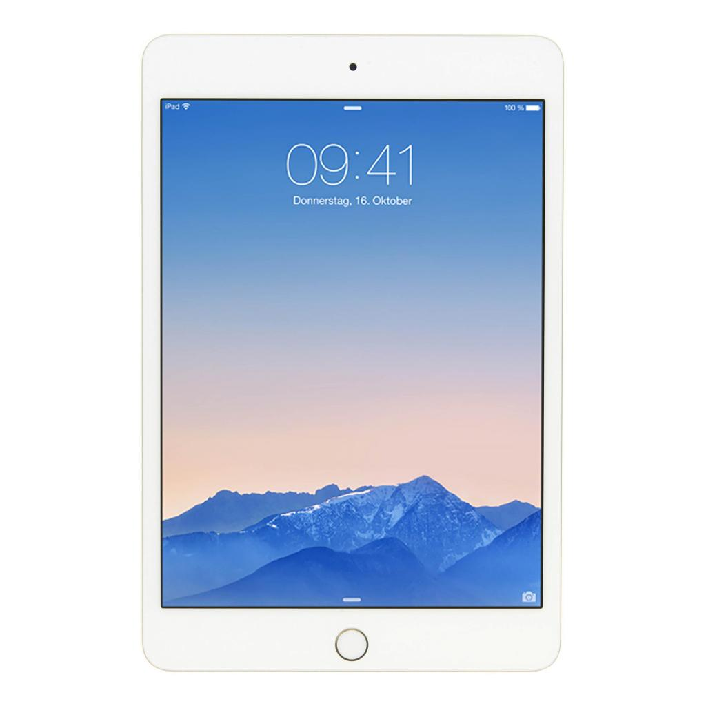 Apple iPad mini 4 WLAN (A1538) 32 GB Gold - neu