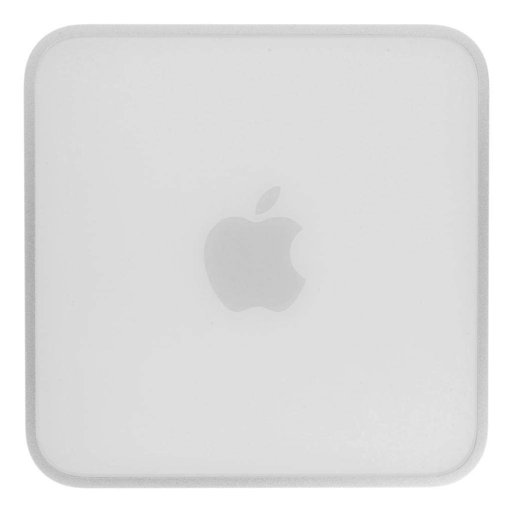 Apple Mac mini 2009 Intel Core 2 Duo 2,53GHz 320Go HDD 4Go argent - Très bon