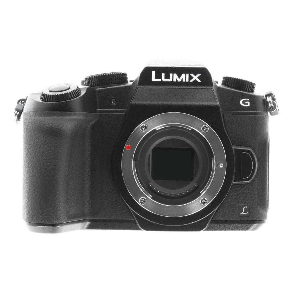 Panasonic Lumix DMC-G81 negro - nuevo