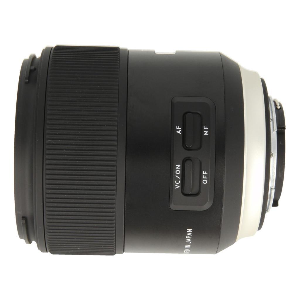 Tamron para Nikon 45mm 1:1.8 AF SP Di VC USD negro - nuevo