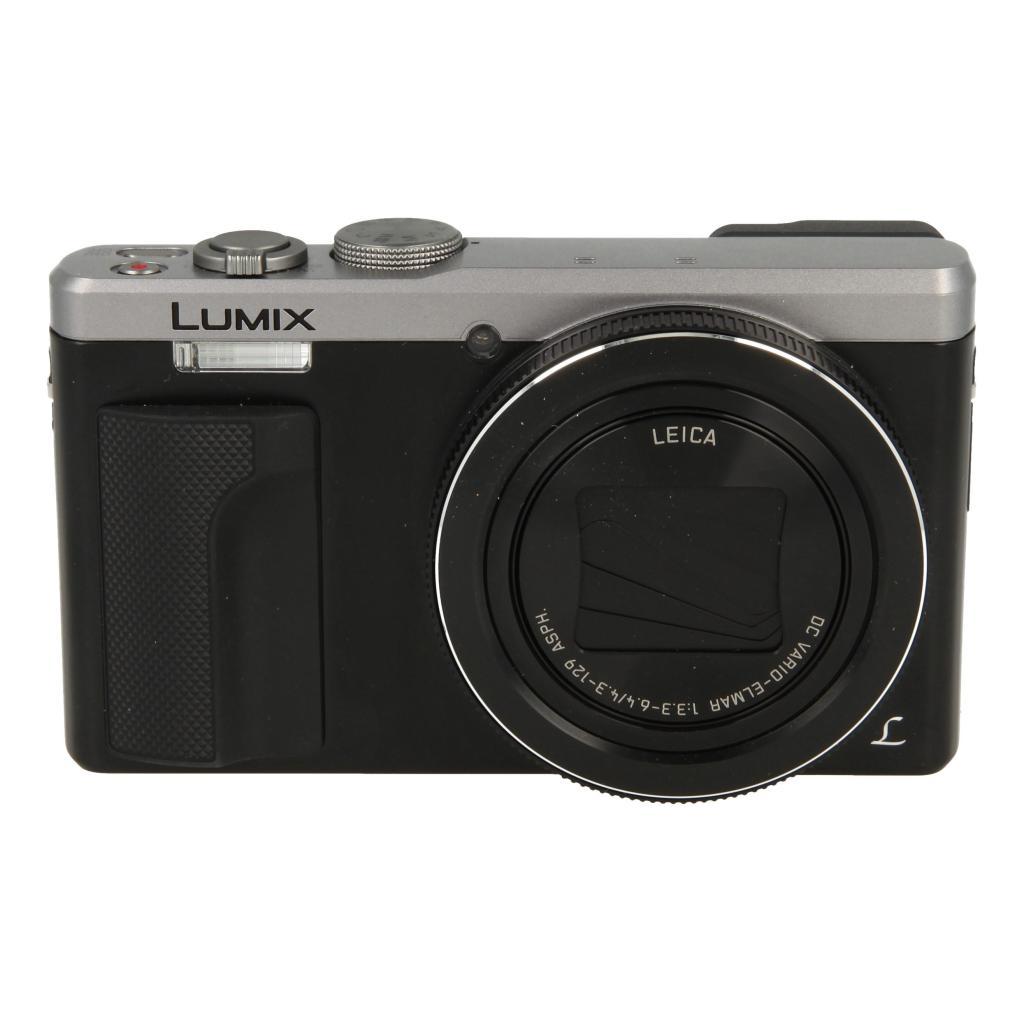 Panasonic Lumix DMC-TZ81 plata - nuevo