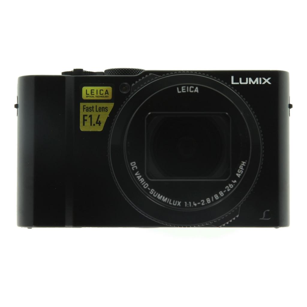 Panasonic Lumix DMC-LX15 Schwarz - gut