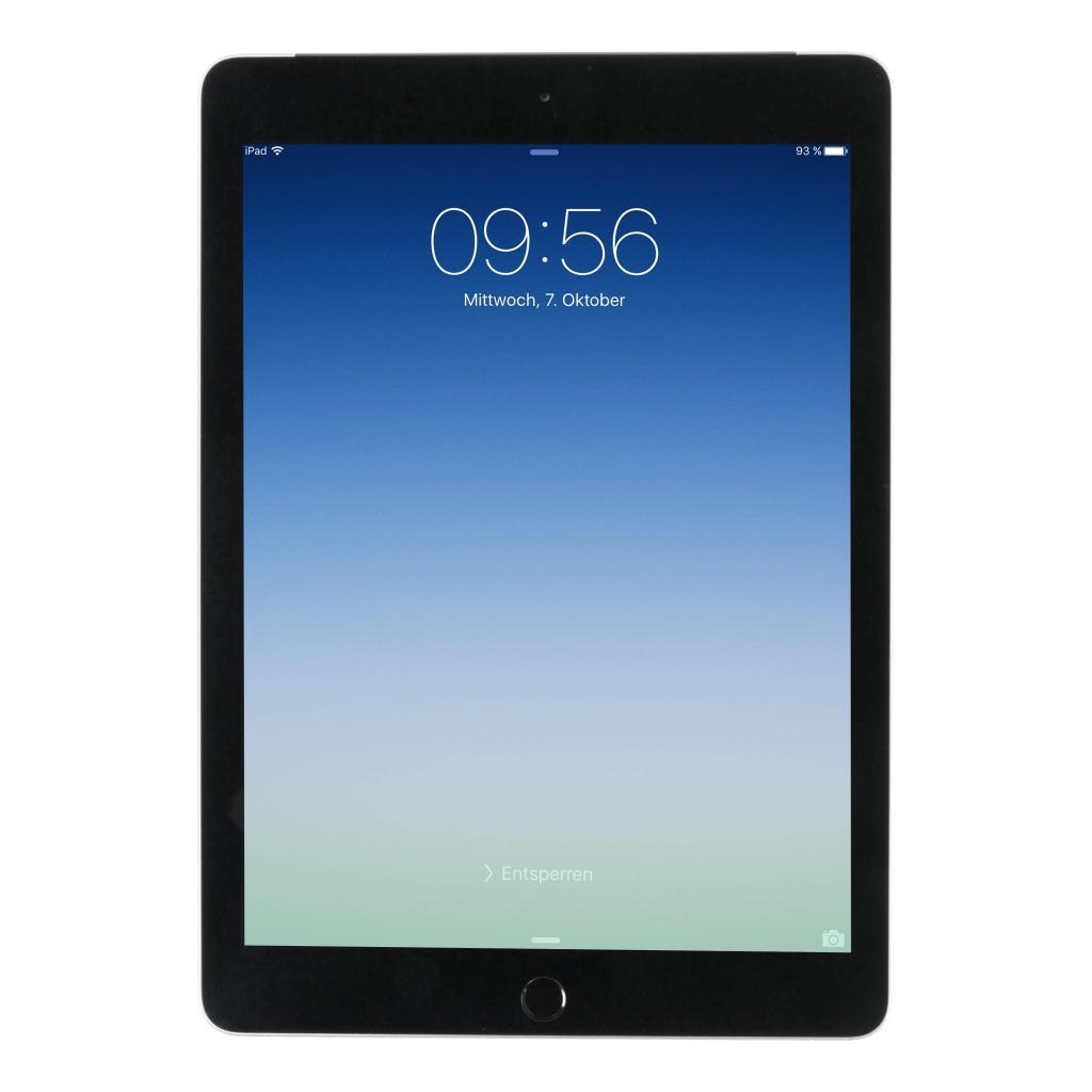 Apple iPad 2017 WLAN (A1822) 128 GB Spacegrau - neu