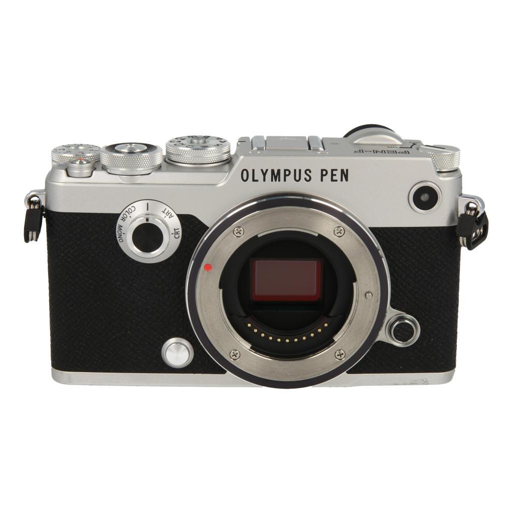 Olympus PEN F plata - nuevo
