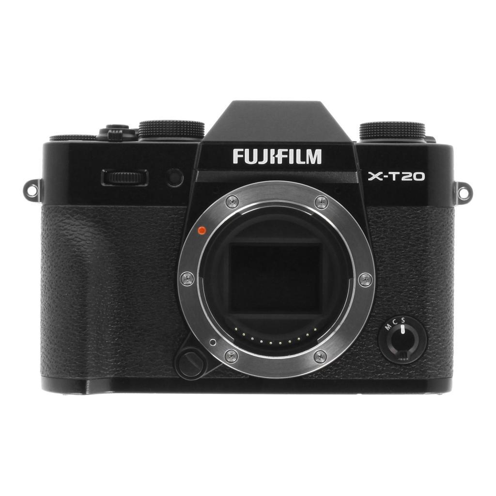 Fujifilm X-T20 negro - nuevo