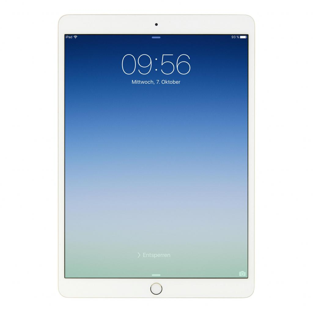 Apple iPad Pro 10,5 WiFi +4G (A1709) 256Go or - Comme neuf