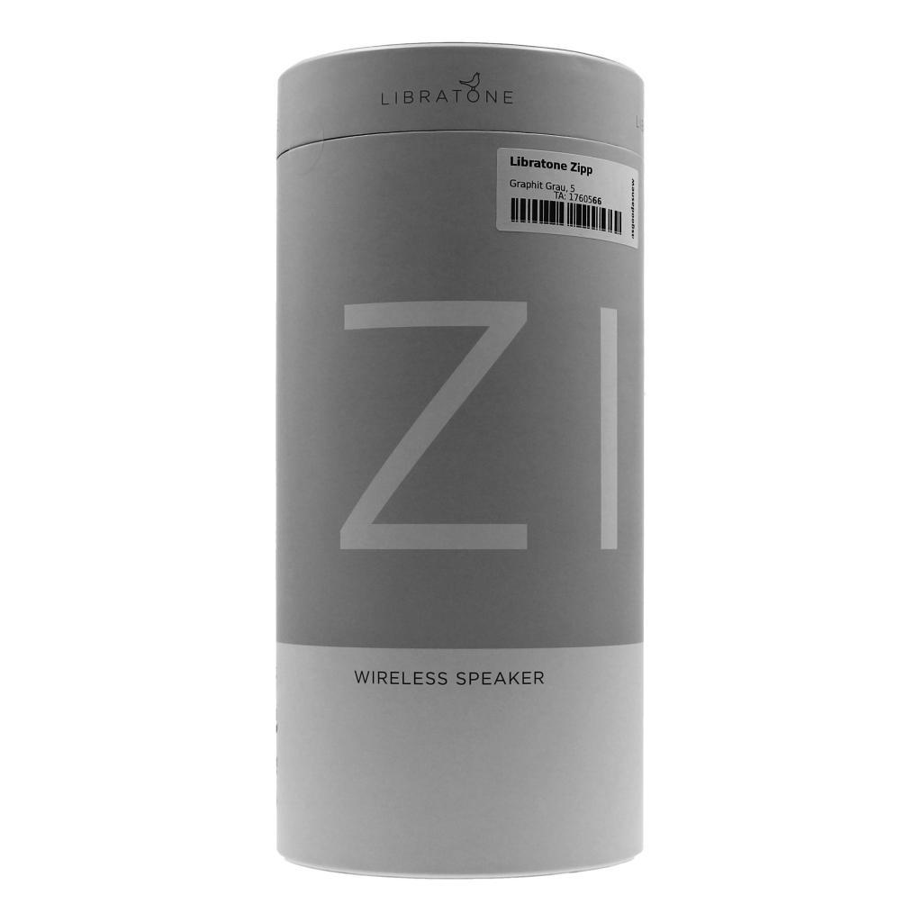 Libratone Zipp Graphit Grau - neu