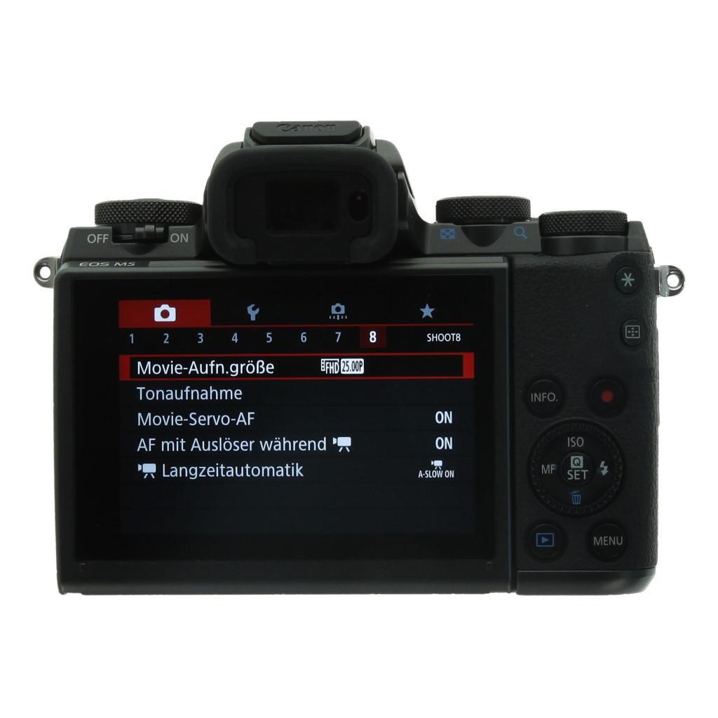 Canon EOS M5 negro - nuevo