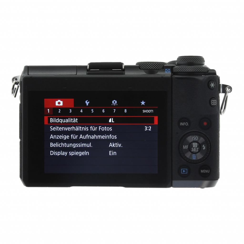 Canon EOS M6 noir - Neuf