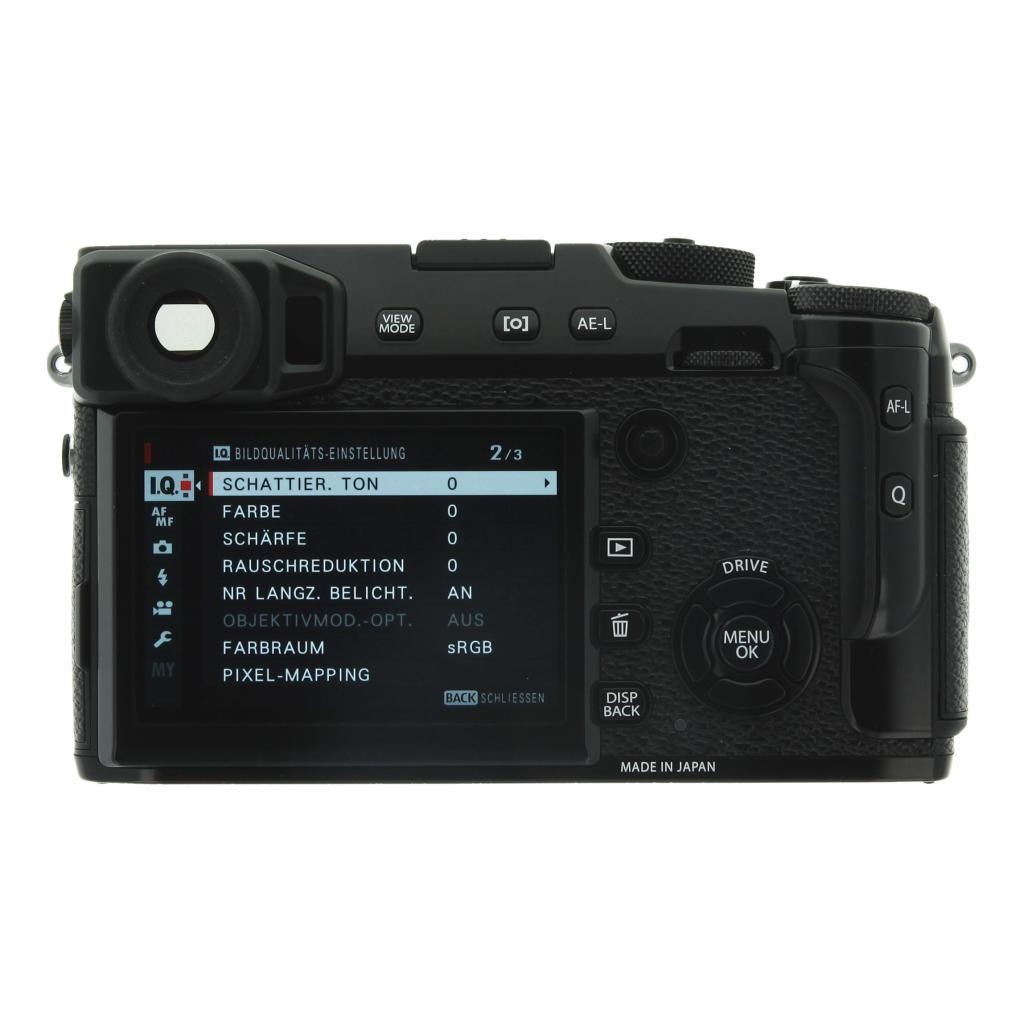Fujifilm X-Pro 2 Schwarz - neu