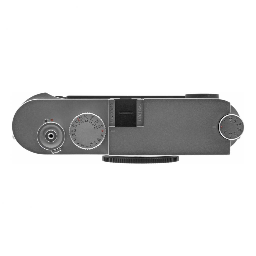 Leica M10 (Typ 3656) argent - Neuf