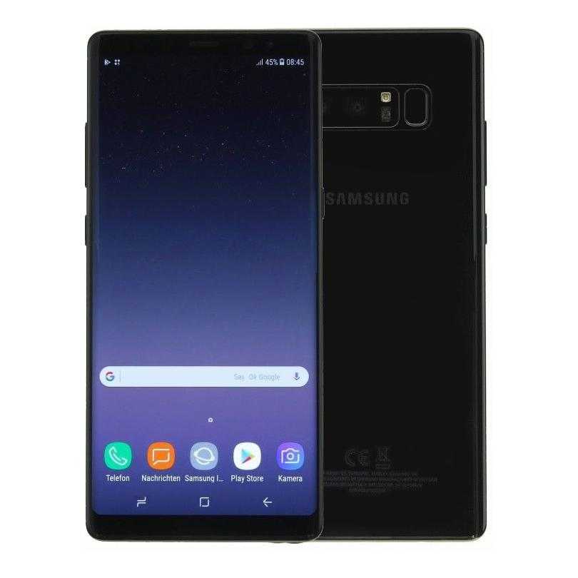 Samsung Galaxy Note 8 64GB negro - buen estado
