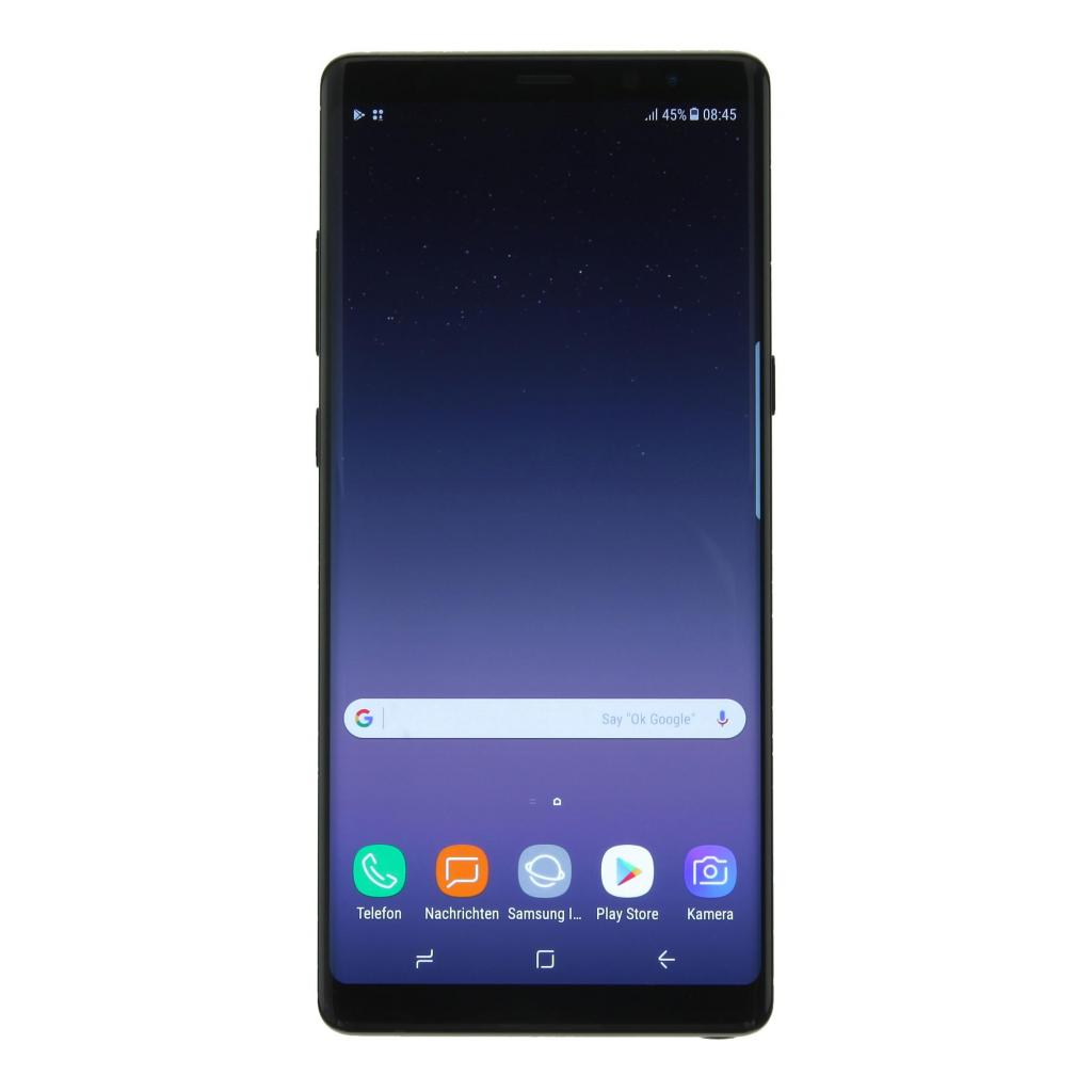 Samsung Galaxy Note 8 Duos 64Go noir carbone - Comme neuf