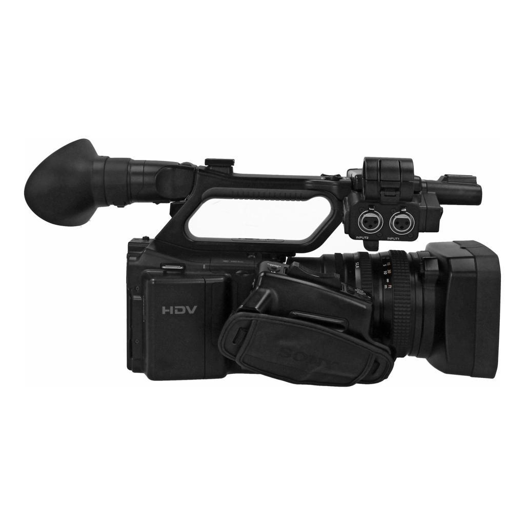 Sony HVR-Z7E noir - Neuf
