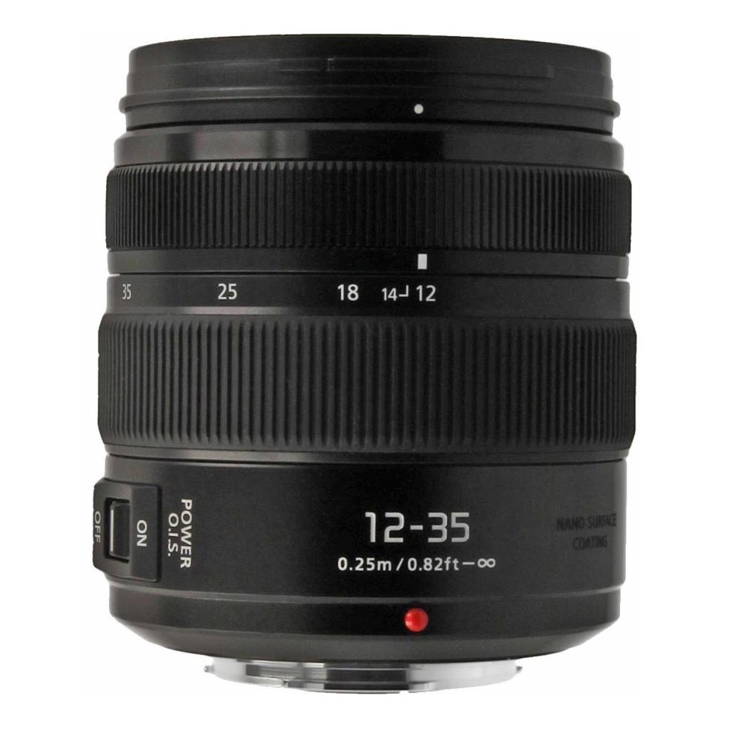 Panasonic 12-35mm 1:2.8 Lumix G X Vario ASPH II OIS (H-HSA12035) noir - Neuf
