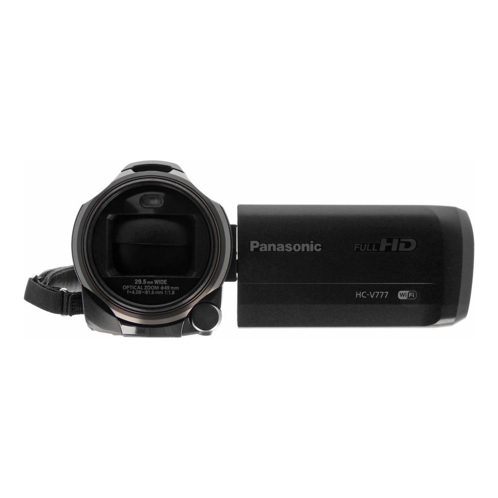 Panasonic HC-V777 noir - Neuf