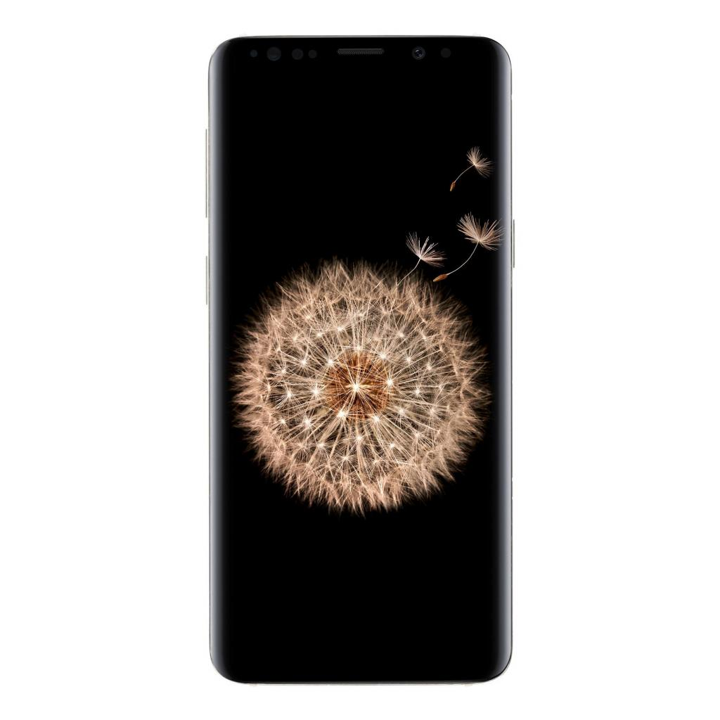 Samsung Galaxy S9 (G960F) 64GB oro - nuevo