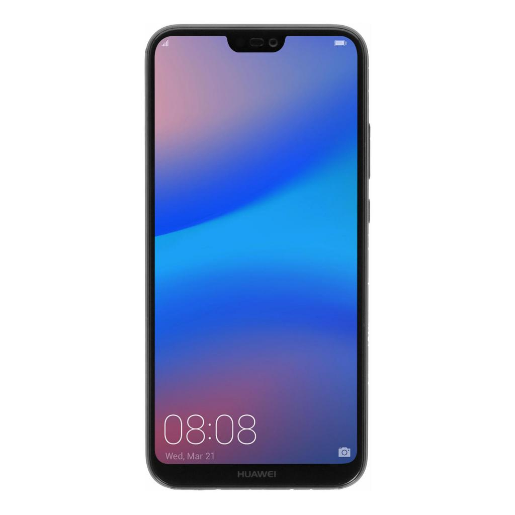 Huawei P20 lite Dual-Sim 64GB negro - nuevo