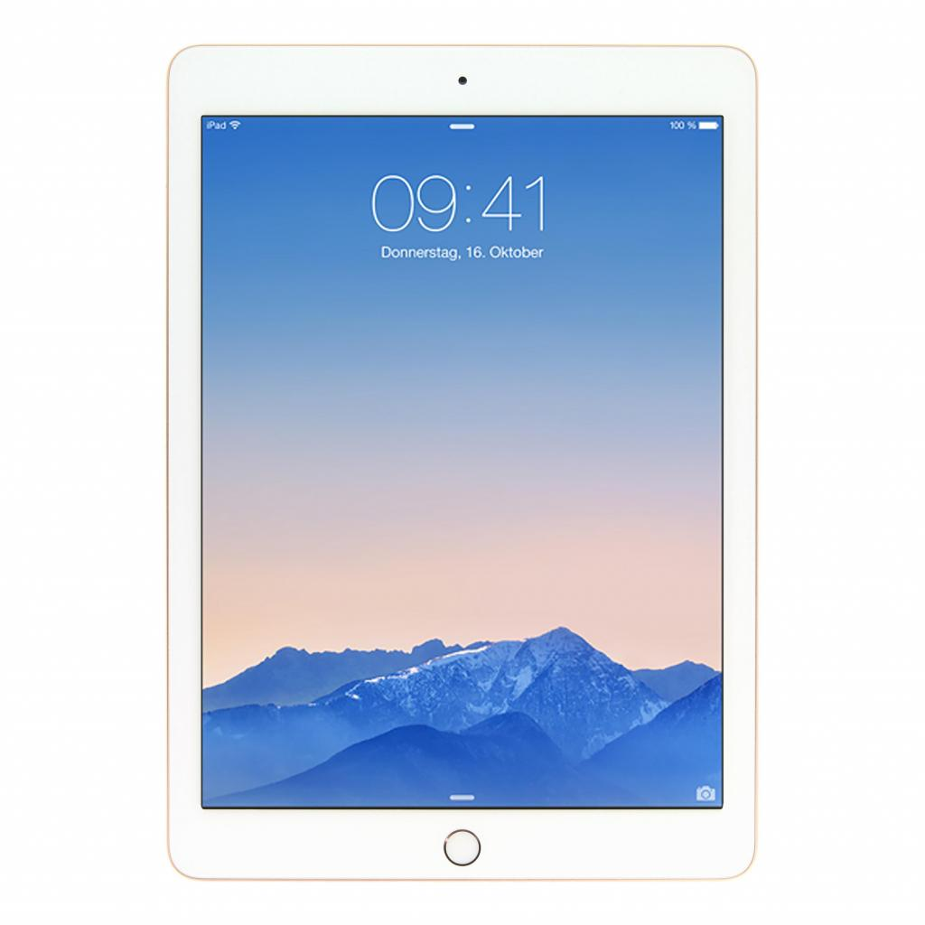 Apple iPad 2018 +4G (A1954) 128Go or - Neuf