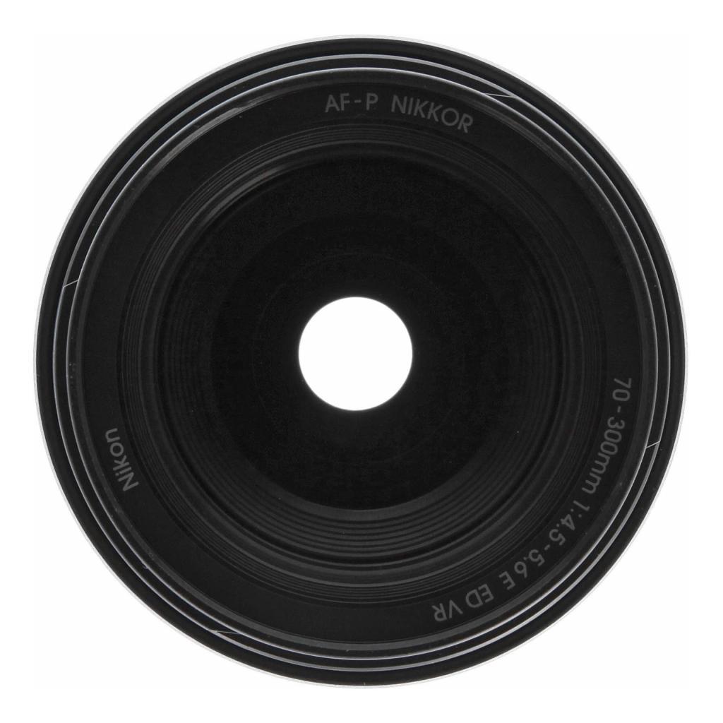 Nikon AF-P  70-300mm 1:4.5-5.6 E ED VR noir - Neuf