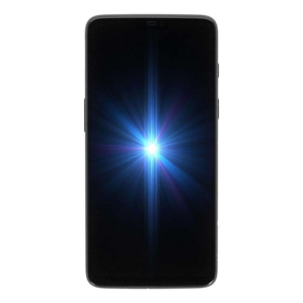 OnePlus 6 128GB glänzend schwarz - neu