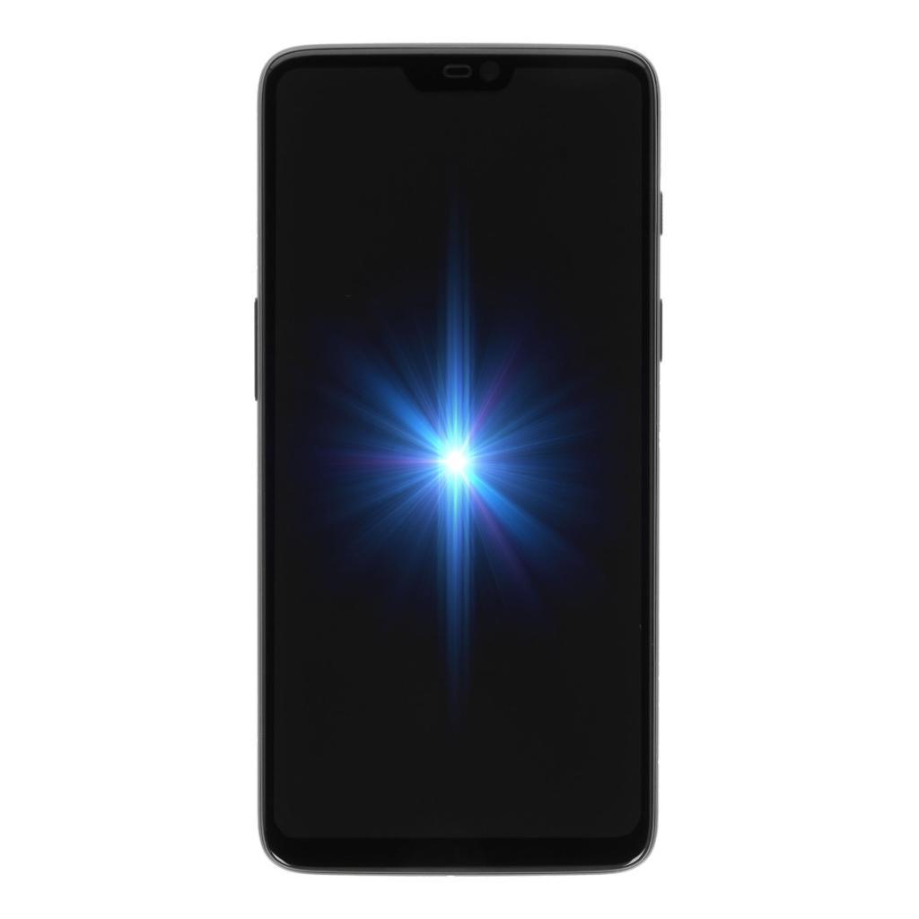 OnePlus 6 256GB mattschwarz - neu