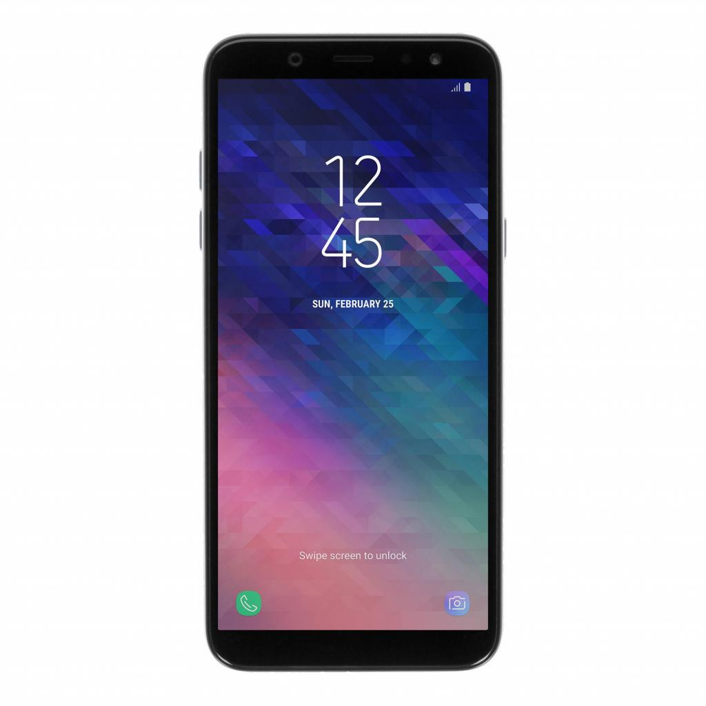 Samsung Galaxy A6 (2018) DuoS 32Go violet - Comme neuf