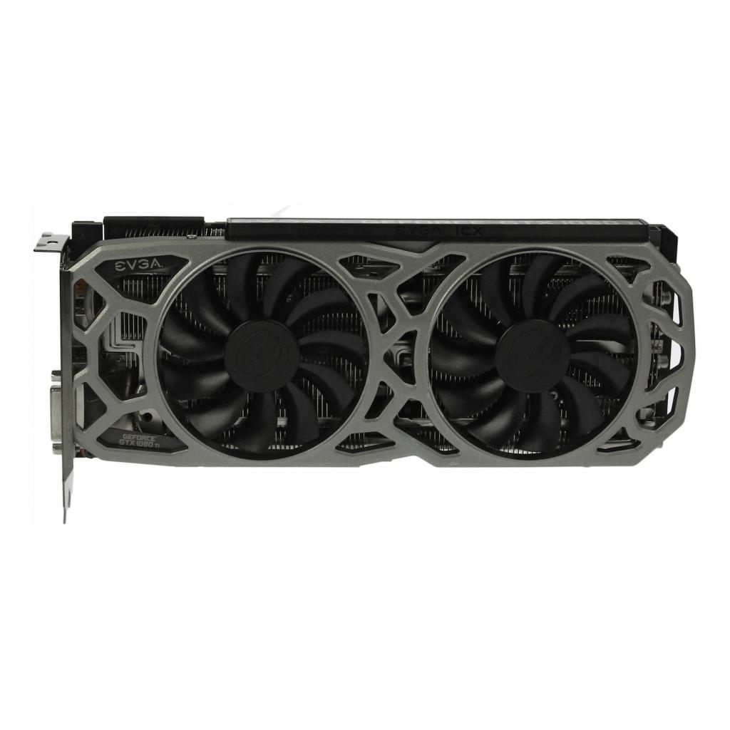 EVGA GeForce GTX 1080 Ti SC2 Gaming (11G-P4-6593-KR) silber - gut