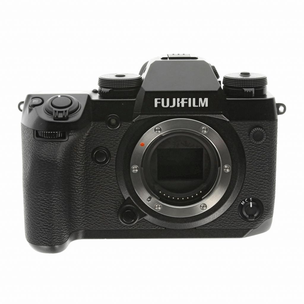 Fujifilm X-H1 negro - nuevo