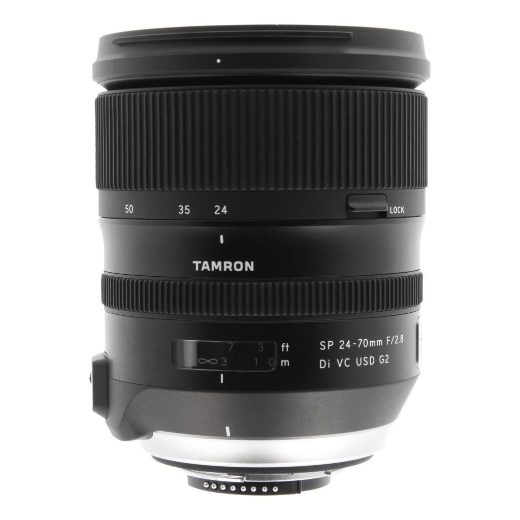 Tamron para Canon 10-24mm 1:3.5-4.5 AF SP Di II LD ASP IF negro - nuevo