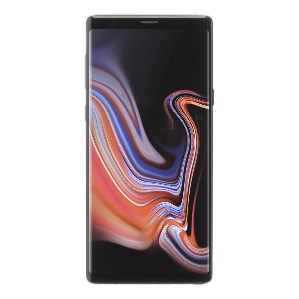 Samsung Galaxy Note 9 Duos (N960F/DS) 128GB schwarz - gut