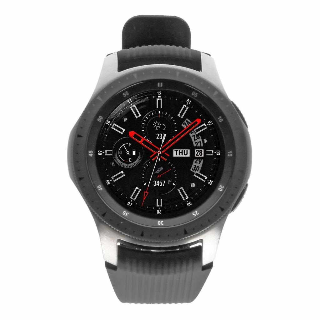 Samsung Galaxy Watch 46mm (SM-R800) silber - gut