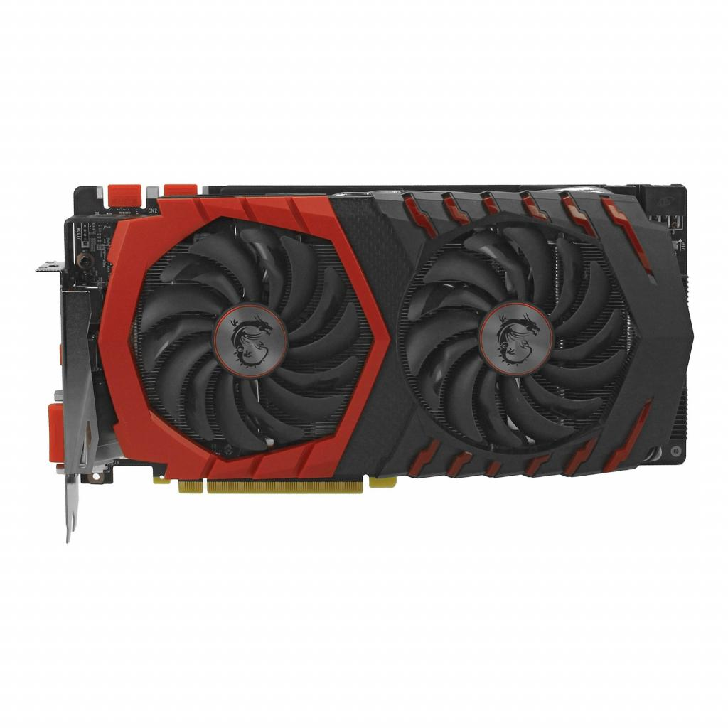 MSI GeForce GTX 1070 Gaming X 8G (V330-001R) noir/rouge - Bon