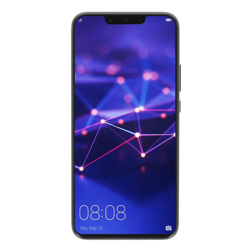Huawei Mate 20 lite Dual-Sim 64GB negro - nuevo