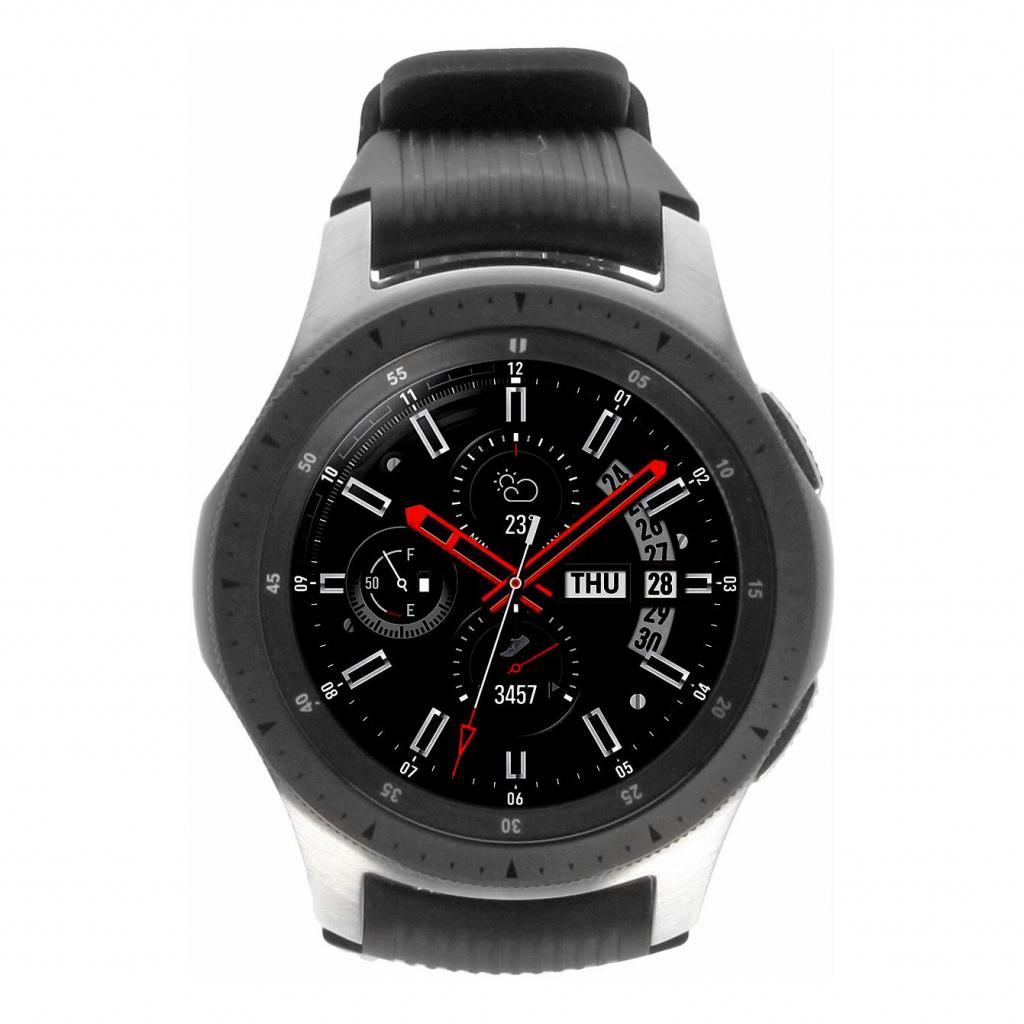 Samsung Galaxy Watch 46mm LTE Deutsche Telekom (SM-R805) noir - Bon