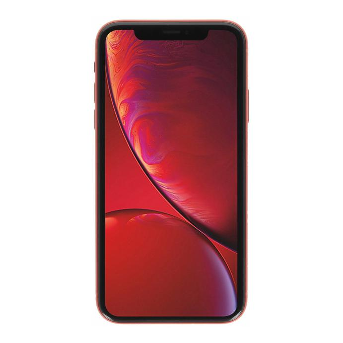 Apple iPhone XR 64GB rot - wie neu