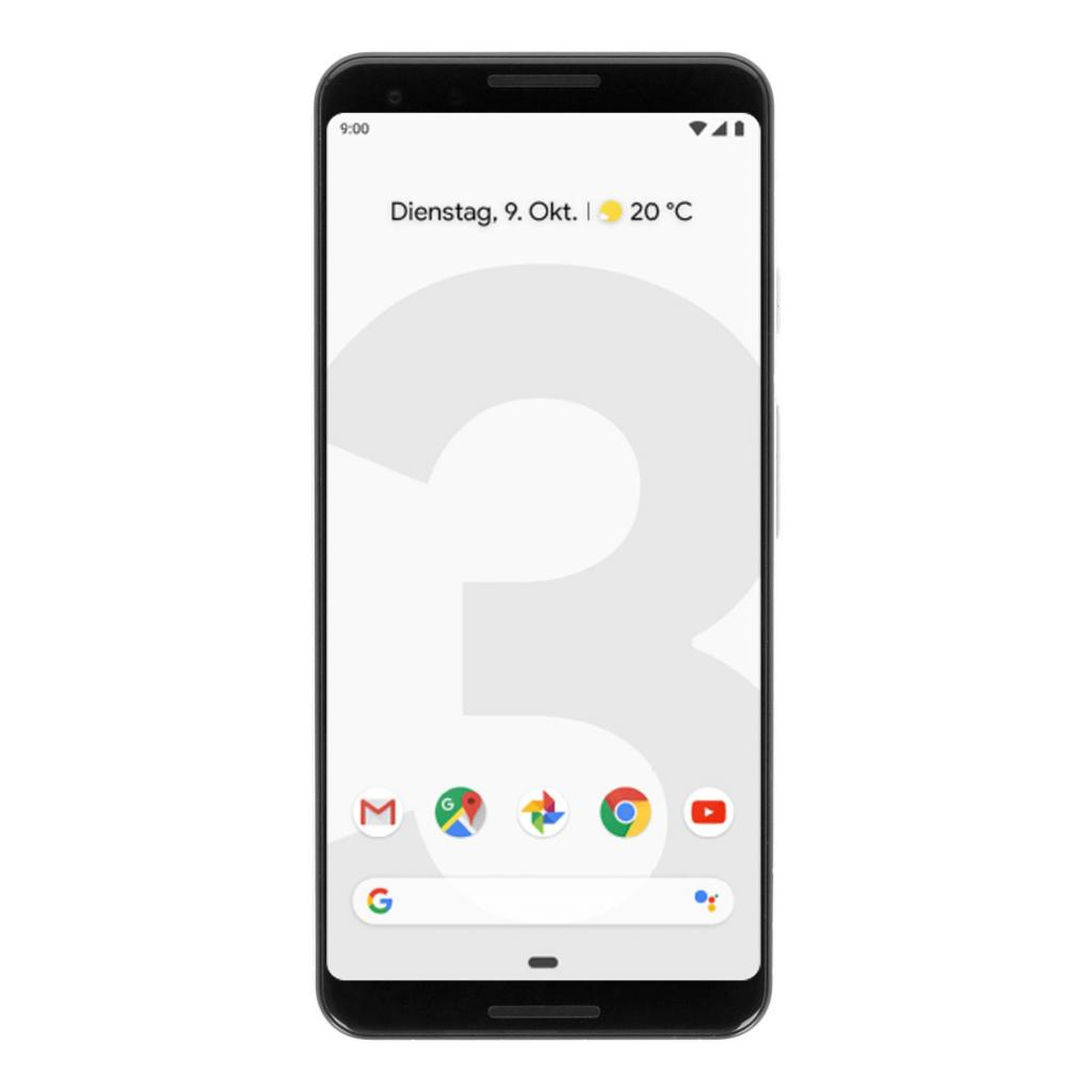 Google Pixel 3 64GB blanco - buen estado