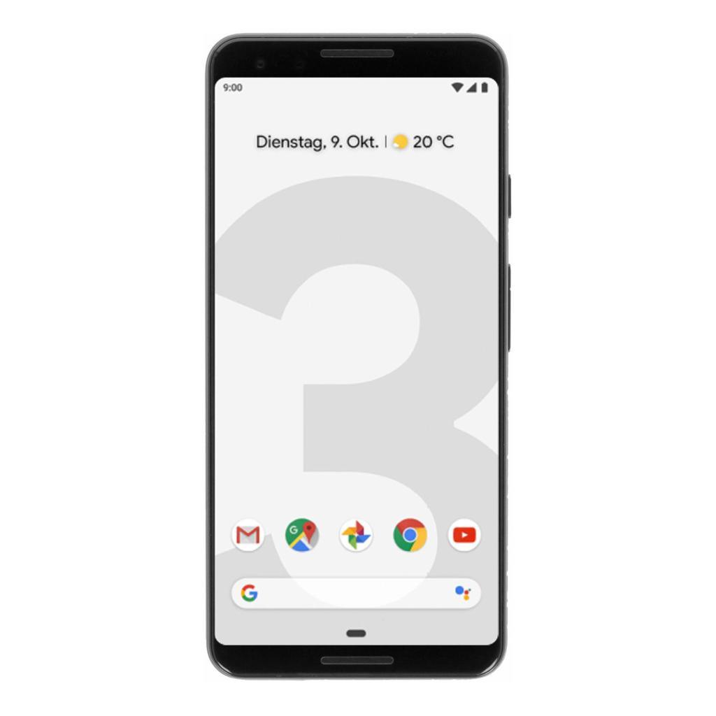 Google Pixel 3 128GB schwarz - neu
