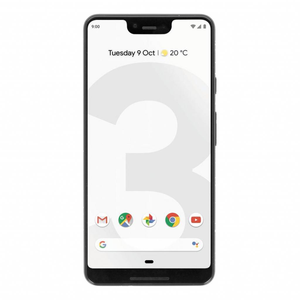 Google Pixel 3 XL 128GB negro - buen estado