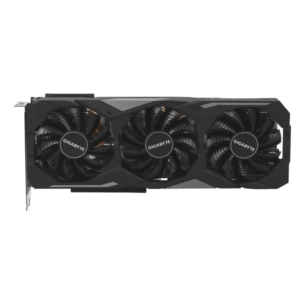 Gigabyte GeForce RTX 2080 Gaming OC 8G (GV-N2080GAMING OC-8GC) negro - nuevo