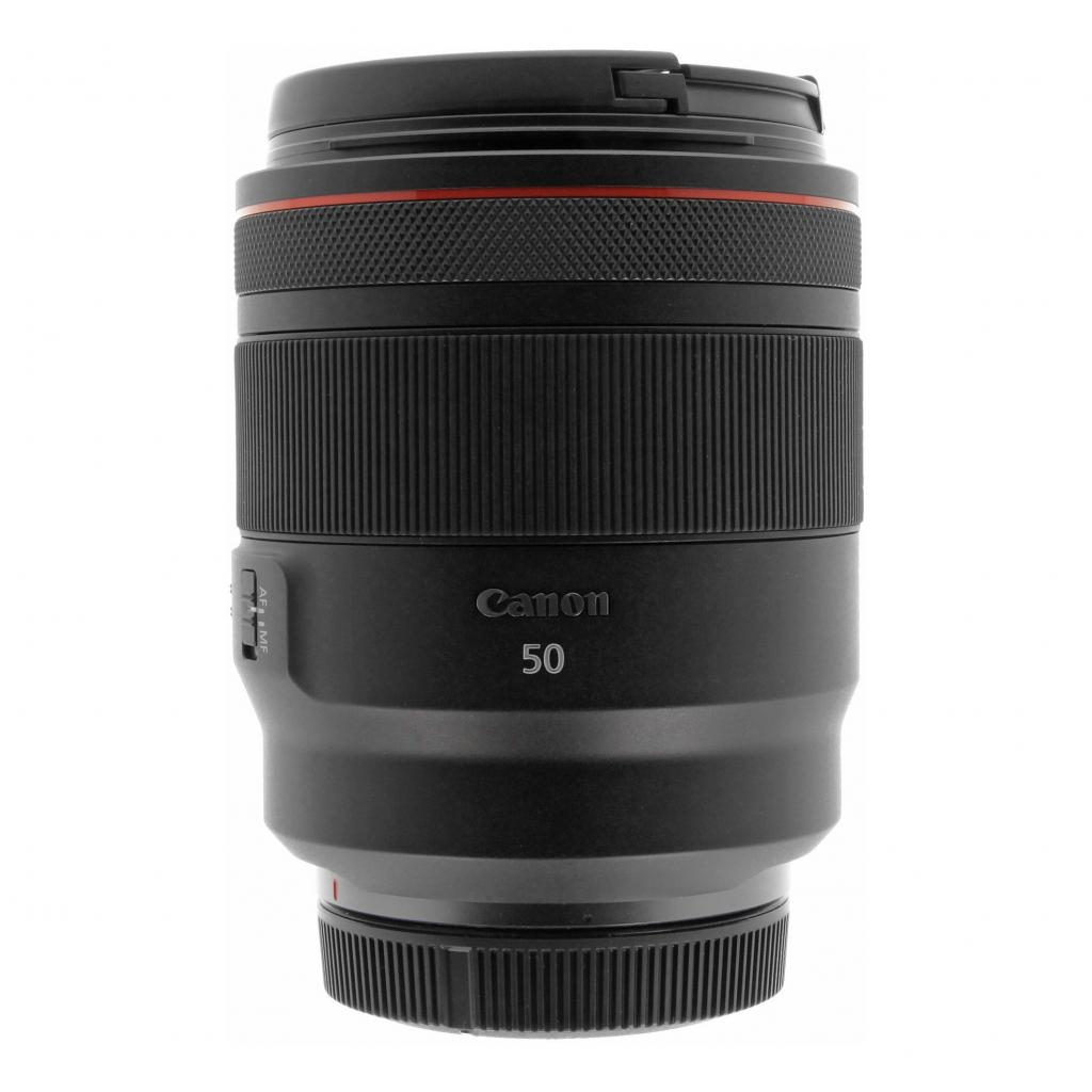 Canon RF 50mm 1:1.2 L USM negro - nuevo