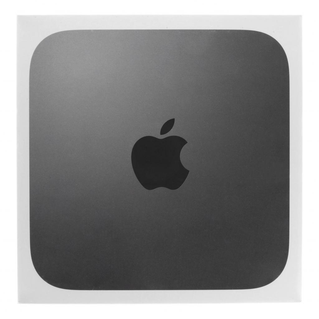Apple Mac mini 2018 Intel Core i3 3,60GHz 256Go SSD 64Go gris sidéral - Neuf