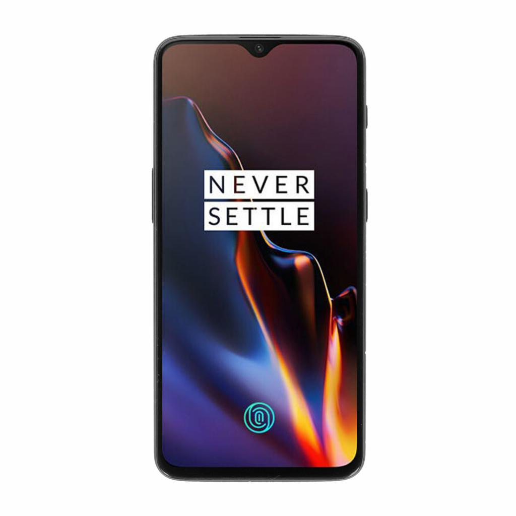 OnePlus 6T (8Go) 128Go noir brillant - Neuf